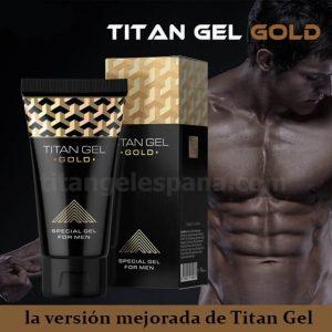 titan gel gold funciona